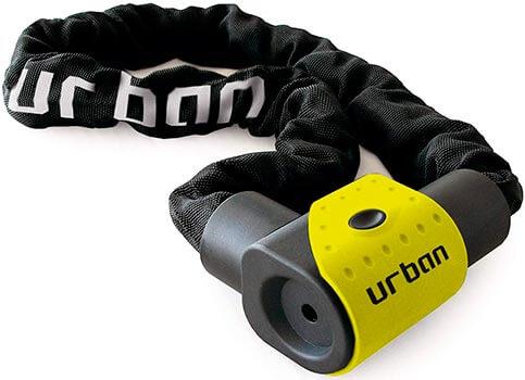 Antirrobo para moto cadena Urban 10K170