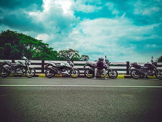 Qué hacer para que no te roben la moto