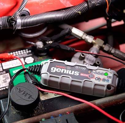 Cargador de baterias moto NOCO