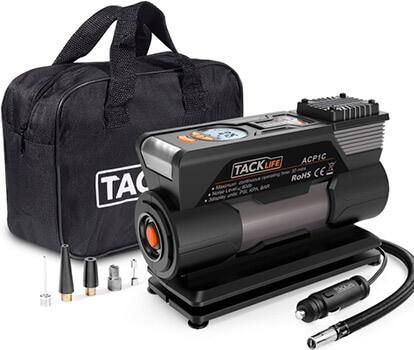 Compresor de aire para coche TACKLIFE ACP1C