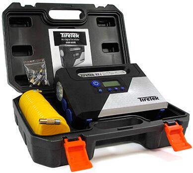 Compresor de aire para coche TireTek RX-i
