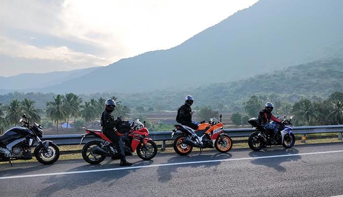 Los mejores intercomunicadores para moto