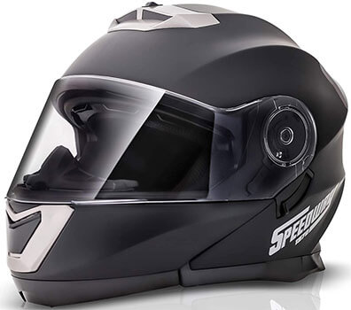 Casco modular de moto Speedway OSMA