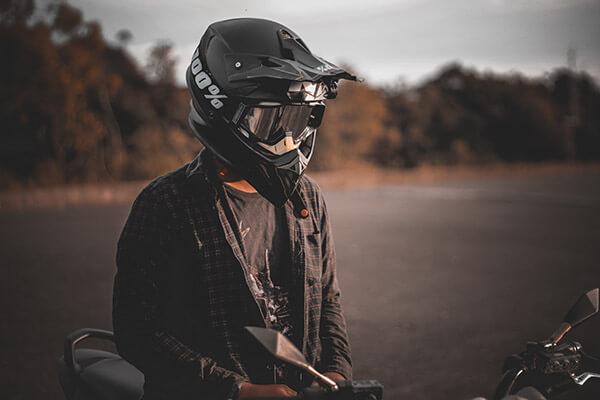 Los mejores cascos modulares para moto