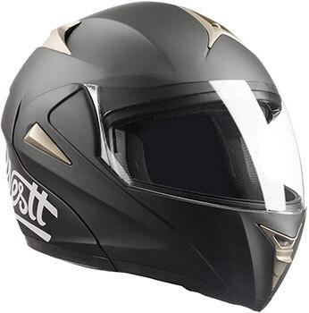 Mejor casco modular calidad precio Westt Torque