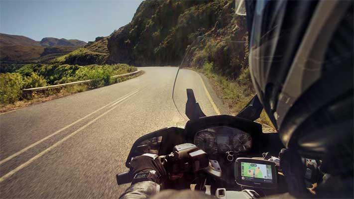 Los mejores GPS para moto