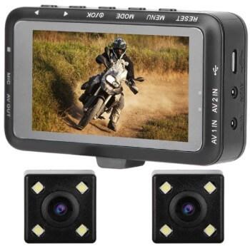 Cámara para moto Broco Dash Cam