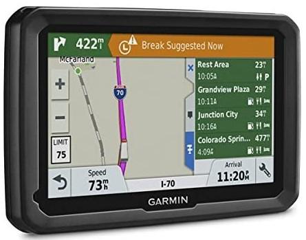 GPS para camiones Garmin Dezl 580LMT-D Europe