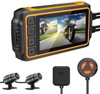 Mejor cámara para moto IXROAD Dash Cam