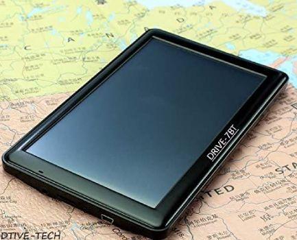 Navegador GPS para camiones Drive-Tech