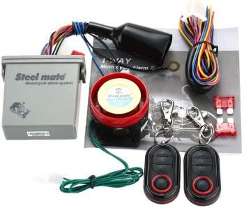 Mejor alarma para moto Steelmate 986E