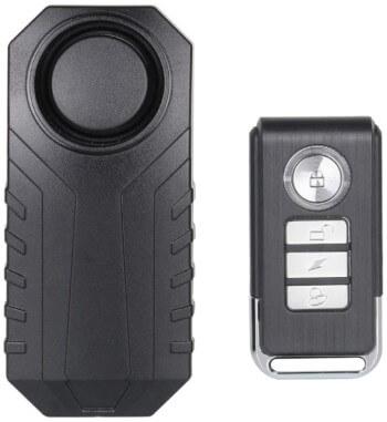 Mejor alarma para moto sin instalación Solebe Smart Lock